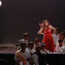 Una scena di ROMA di Fellini (Italia/Francia, 1972)