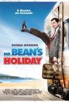 La locandina italiana di Mr. Bean's Holiday
