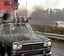 Una sequenza di ROMA di Federico Fellini (Italia/Francia, 1972)