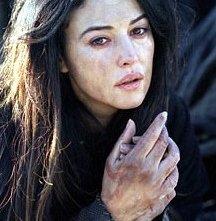 Monica Bellucci è Maria Maddalena ne La passione di Cristo