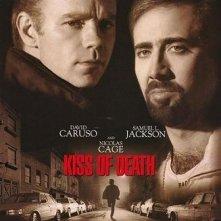 La locandina di Il bacio della morte