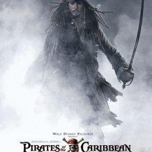 La locandina di Pirates of the Caribbean: At Worlds End