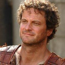 Colin Firth in una sequenza del film L'ultima legione