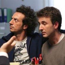 Salvatore Ficarra e Valentino Picone in una scena del film Il 7 e l'8