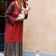Un'affascinante Lisa Gastoni in una scena di Tutte le donne della mia vita