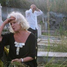 Luca Zingaretti e Lisa Gastoni in una scena di Tutte le donne della mia vita