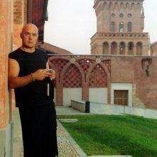 Una bella immagine di Luca Zingaretti in una scena di Tutte le donne della mia vita