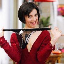 L'attrice Michela Cescon in una scena di Tutte le donne della mia vita