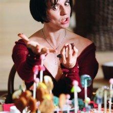 Michela Cescon in una scena di Tutte le donne della mia vita