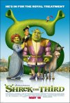La locandina di Shrek the Third