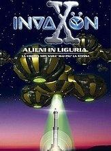 La locandina di InvaXon - Alieni in Liguria