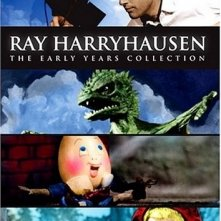 La locandina di Ray Harryhausen - The early years collection