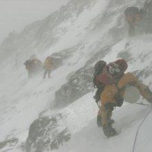 Una scena evocativa di 'Everest: oltre il limite'