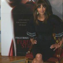 Halle Berry alla presentazione del film Perfect Stranger