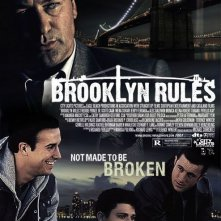 La locandina di Brooklyn Rules