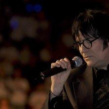 Renato Zero al concerto per i 25 anni di Radio Italia
