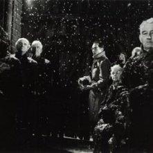 Una scena del film Europa