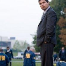 Michael Pena in una scena di Shooter
