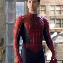 Tobey Maguire protagonista di Spider-Man 3