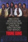 La locandina di Young guns - giovani pistole