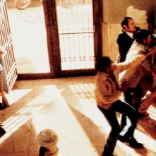 Una scena di Salvador