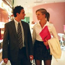 Amy Smart con Stuart Townsend in Non dire sì