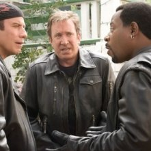 John Travolta, Tim Allen e Martin Lawrence in Svalvolati on the Road