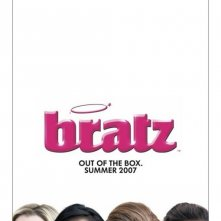 La locandina del film Bratz: The Movie