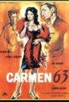 La locandina di Carmen di Trastevere