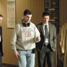 Billy Ray, Chris Cooper e Ryan Phillippe sul set di Breach - L'infiltrato