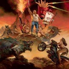 La locandina di Aqua Teen Hunger Force Colon Movie Film for Theaters