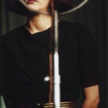 Una bella immmagine di Marion Cotillard in una scena del film La vie en rose