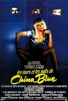 La locandina di China blue