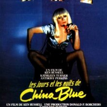 La locandina di China blue
