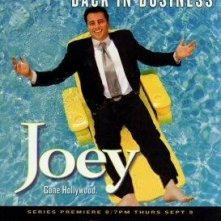 La locandina di Joey