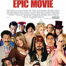 La locandina italiana di Epic Movie