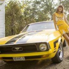 Mary Elizabeth Winstead in Death Proof, episodio del double feature Grind House