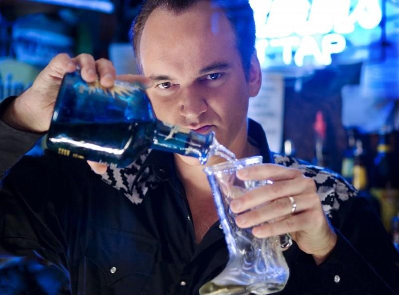 Quentin Tarantino In Una Scena Del Film Death Proof Episodio Del Double Feature Grind House 40071