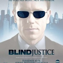 La locandina di Blind Justice