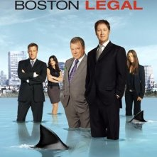 La locandina di Boston Legal