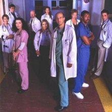 La locandina di E.R. - Medici in prima linea