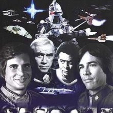 La locandina di Galactica
