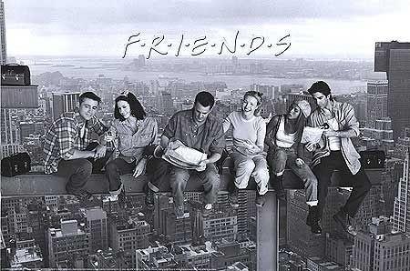 Un Immagine Promozionale Della Serie Friends 40210