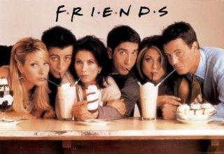 Un'immagine promozionale della sitcom Friends