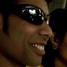Fancy Khanam e Moazzem Hossain in una scena del film Le ferie di Licu