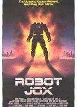 La locandina di Robot Jox