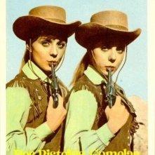 La locandina di Una donna per Ringo