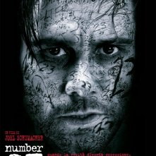 La locandina italiana di The Number 23