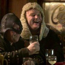 Brendan Gleeson  in una scena del film Breakfast on Pluto