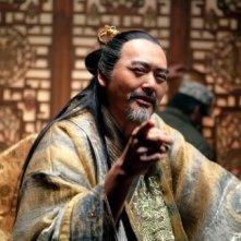 Chow Yun-Fat in una scena del film La città proibita di Zhang Yimou